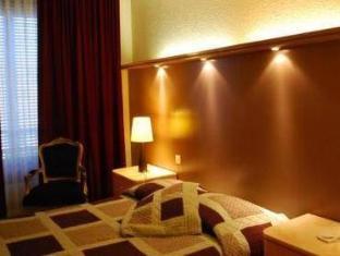 Hotel Les Arcades Ginebra - Habitación