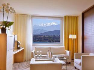 InterContinental Geneva Hotel Geneva - Guest Room