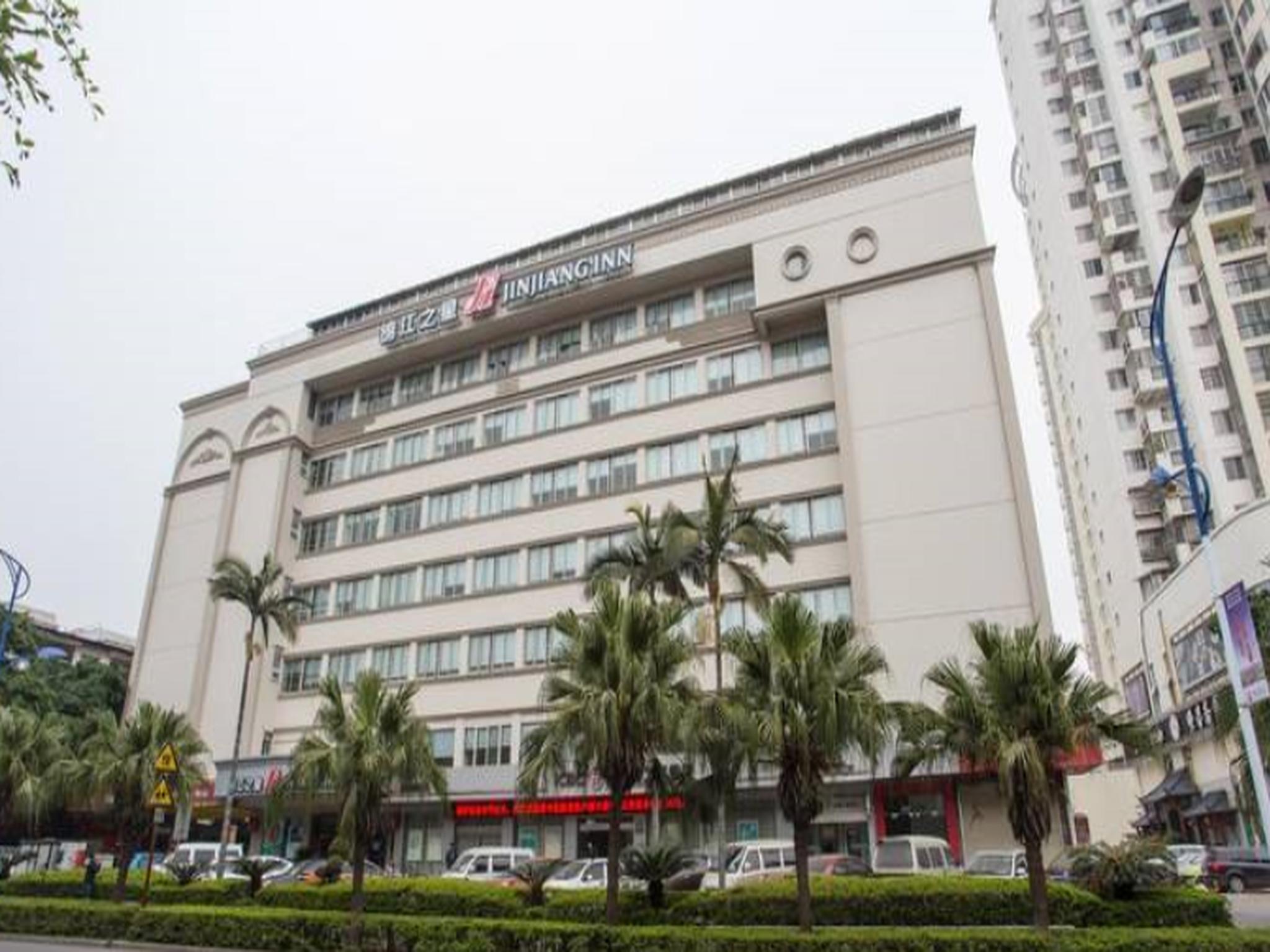 Jinjiang Inn Liuzhou Bubugao Square North Station