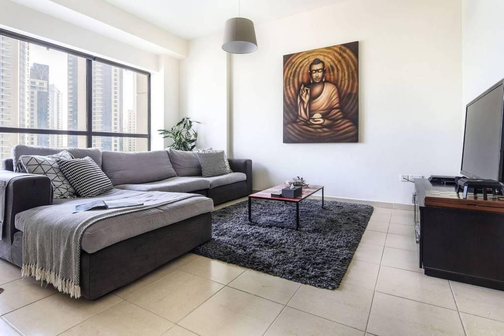 Stunning And Homely 2BR In JBR W  Amazing Amenities