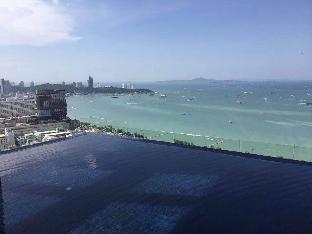 [パタヤ中心地]アパートメント(30m2)| 1ベッドルーム/1バスルーム (Centric Sea) High end 1 bedroom  (city view)