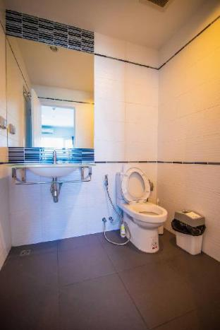 [パタヤ中心地]アパートメント(30m2)| 1ベッドルーム/1バスルーム Centric Sea High-end Studio Apartment (city view)