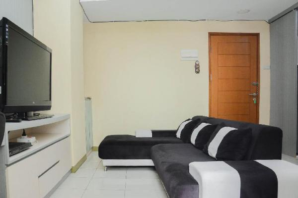 Cozy 3BR Apartment at Gading Greenhill By Travelio Jakarta