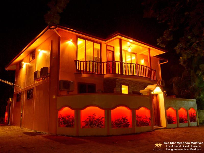 Two Star Meedhoo Maldives