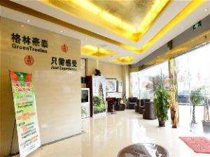 GreenTree Inn Suzhou Park Donghuan Road Shell Hotel