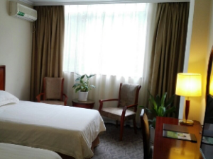 GreenTree Inn Jiangsu Suzhou New District Science and Technology College Business Hotel