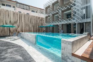 New Home Pool View special discount for customers อพาร์ตเมนต์ 1 ห้องนอน 1 ห้องน้ำส่วนตัว ขนาด 30 ตร.ม. – ตัวเมืองภูเก็ต
