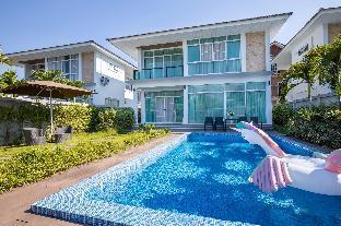 [シャロンムアン]ヴィラ(190m2)| 4ベッドルーム/4バスルーム Madami1//Urban area Chiang Mai Pool Villa