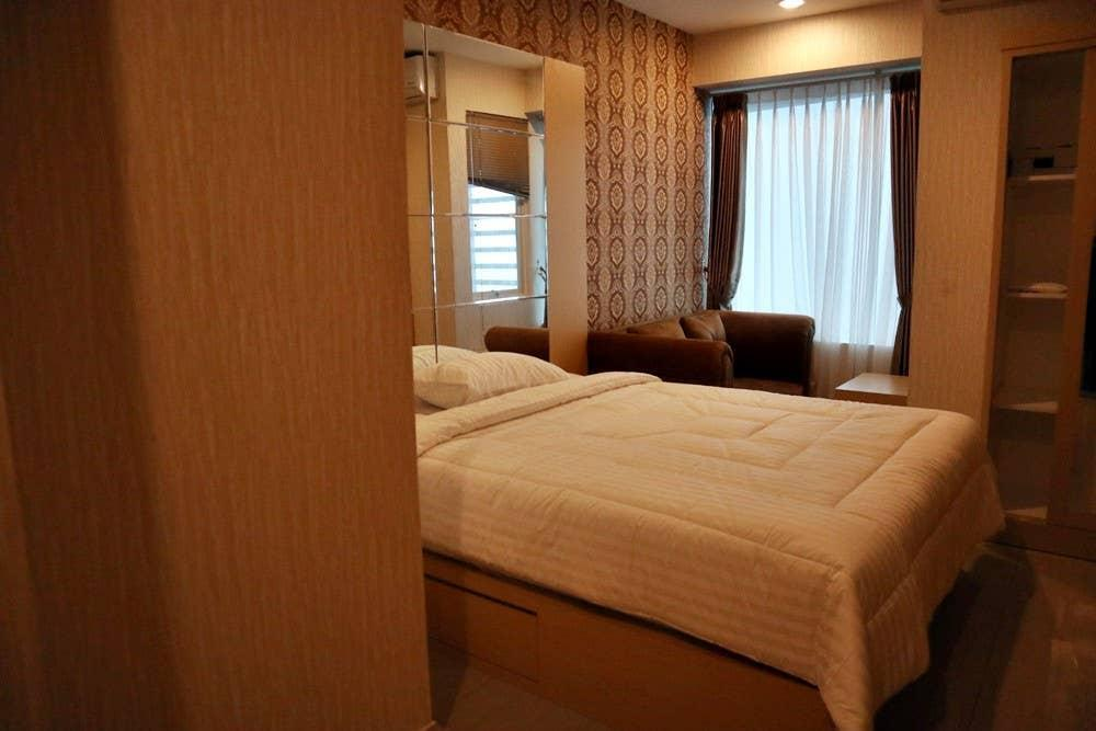 Apartemen Di Timur Jakarta Grand Kamala Lagoon A14