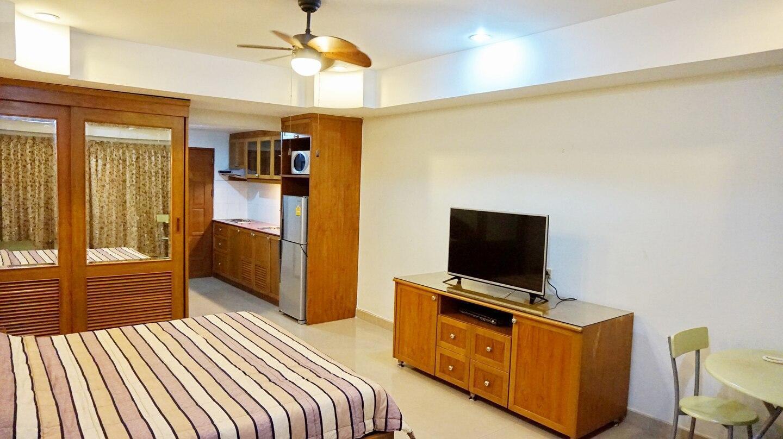802 Seaview Horizon Condo South Pattaya Free WIFI บ้านเดี่ยว 1 ห้องนอน 1 ห้องน้ำส่วนตัว ขนาด 30 ตร.ม. – มาบประชันเรเซอเวอร์