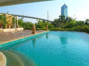 [サトーン]アパートメント(50m2)| 1ベッドルーム/1バスルーム Nice 1BR Apt, Riverside and close to Asiatique