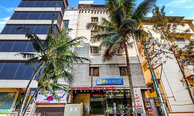 FabHotel Sri Krishna's Suites