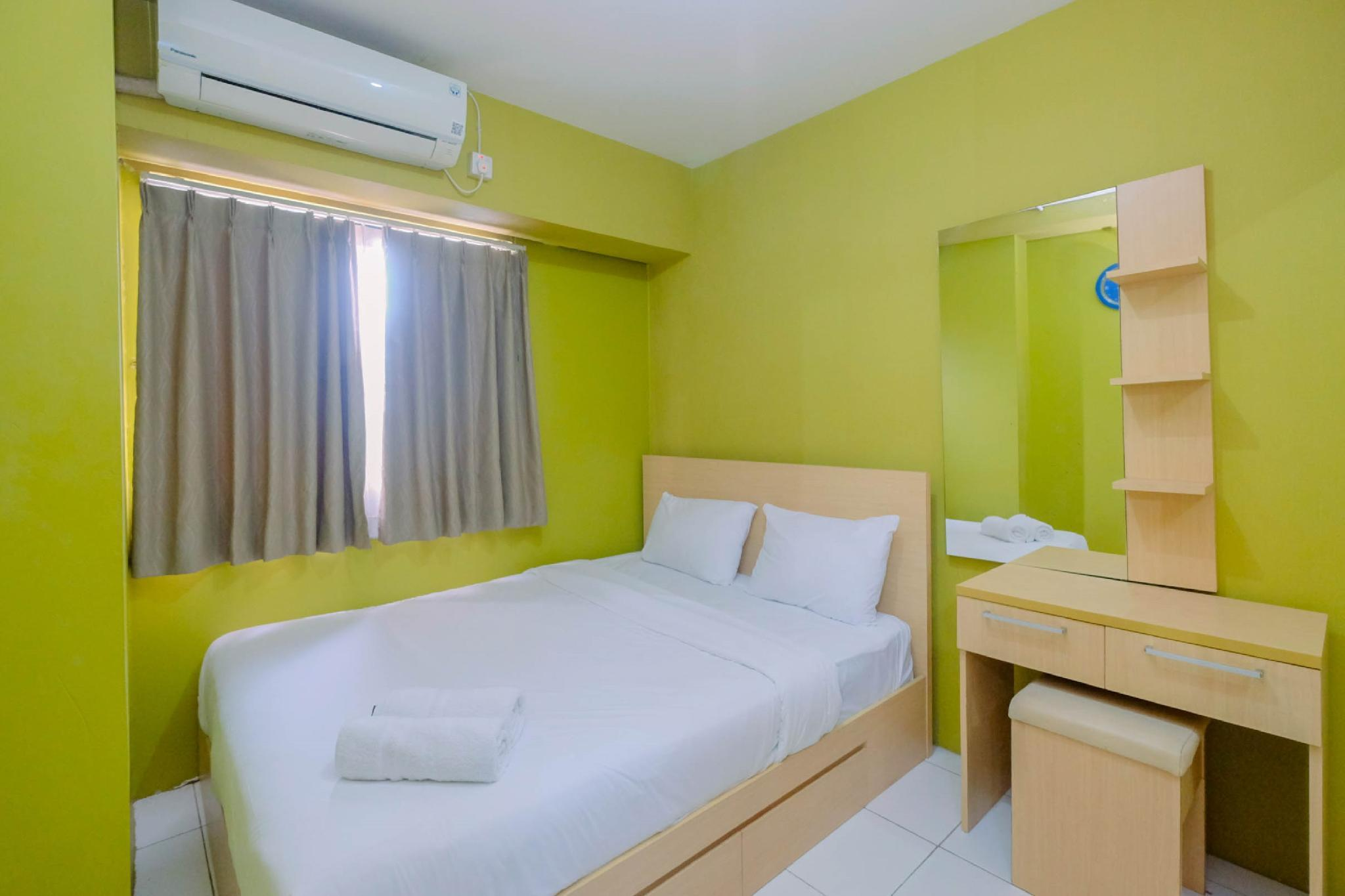 Warm And Homey 2BR Apt At Kebagusan City By Travelio