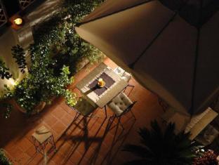 Alpi Hotel Rome - Terrace