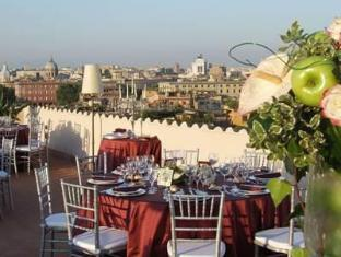 VOI Donna Camilla Savelli Hotel Rome - Balcony/Terrace
