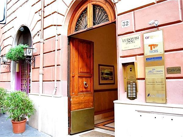 Ludovisi Luxury Rooms Rome