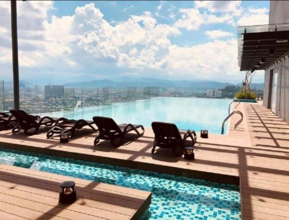 KL CherasEco Contemporary Modern Duplex Suite Kuala Lumpur