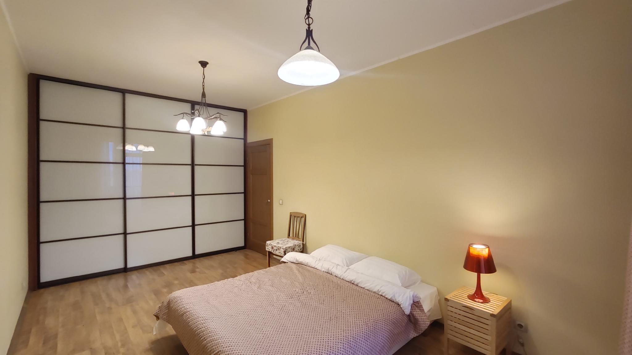 Light Apartment In The City Center