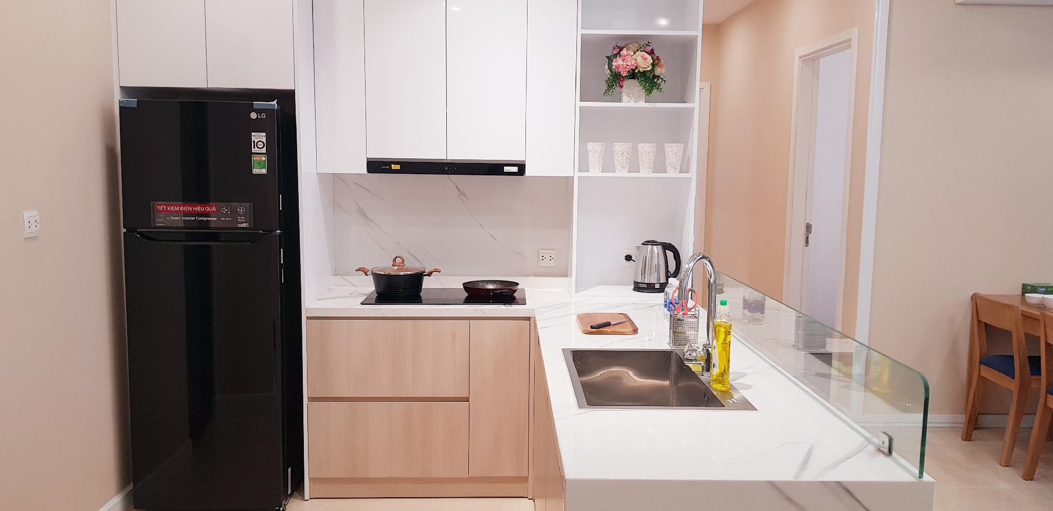 Convenient D'capitale Apartment