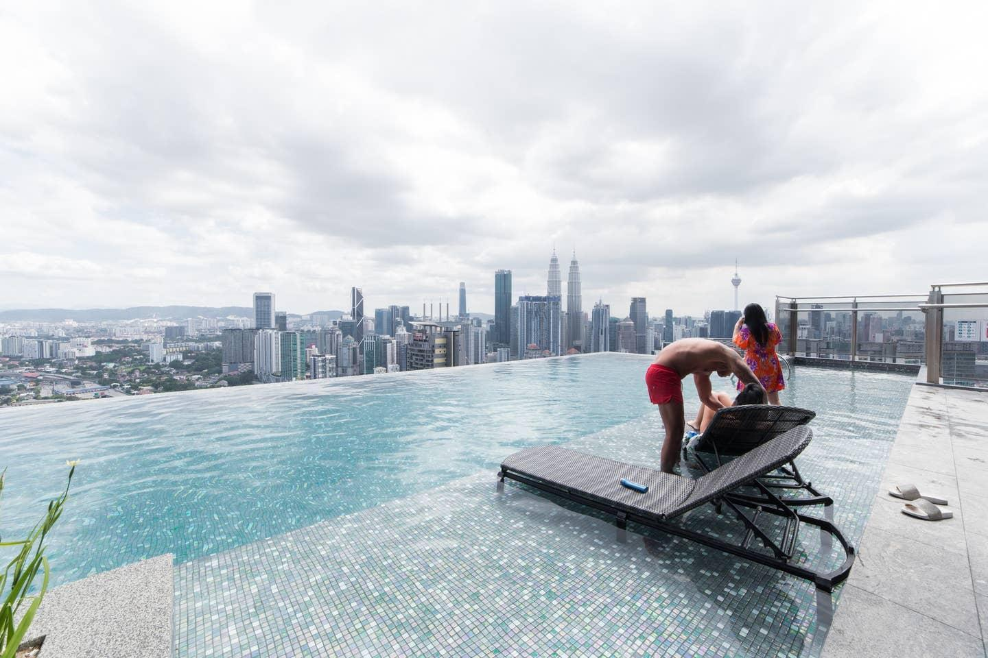 NO CLEANING FEE Expressionz KLCC View Room