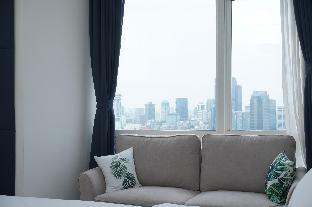 Фото отеля Tranquil Studio Menteng Park Apartment By Travelio