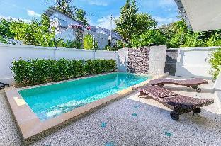 Romantic Family Villa, Clean and Quiet with Pool วิลลา 2 ห้องนอน 2 ห้องน้ำส่วนตัว ขนาด 350 ตร.ม. – หาดราไวย์