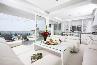 [ジョムティエンビーチ]ヴィラ(350m2)| 7ベッドルーム/7バスルーム 7th Heaven Beach Front pool villa