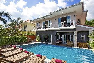 Pool Villa Destiny 7 Bedrooms วิลลา 7 ห้องนอน 7 ห้องน้ำส่วนตัว ขนาด 350 ตร.ม. – หาดจอมเทียน