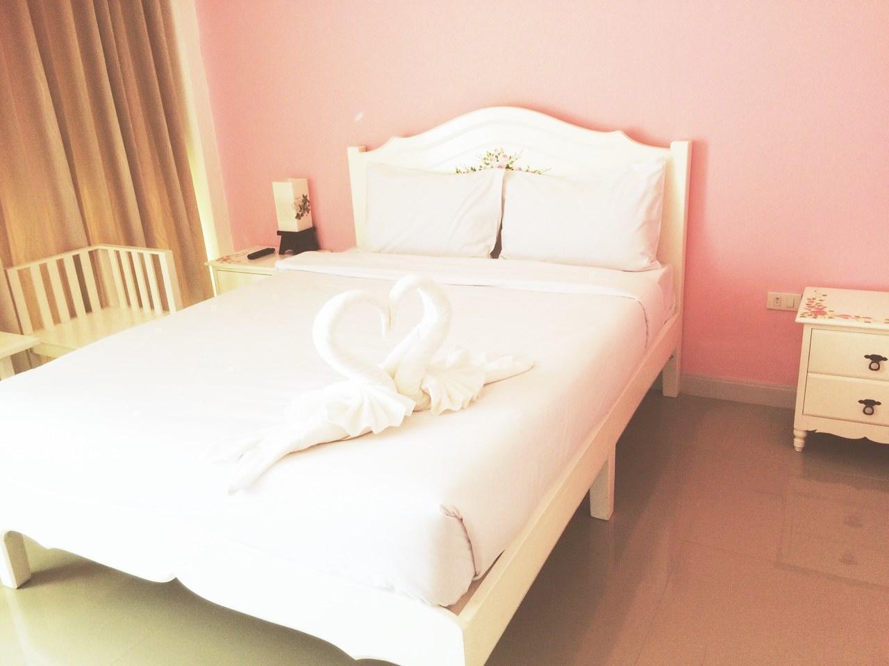 Like Residence Superior double room สตูดิโอ อพาร์ตเมนต์ 1 ห้องน้ำส่วนตัว ขนาด 25 ตร.ม. – ซิตี้เซ็นเตอร์