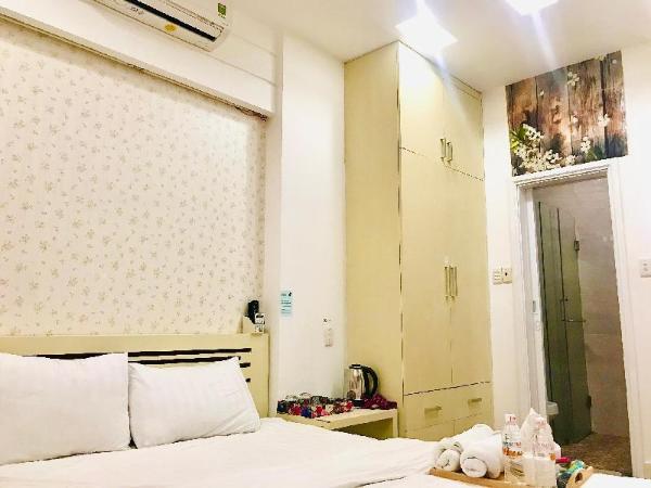 Lagom Bright Room 5MIN TO BUI VIEN  District 1 Ho Chi Minh City