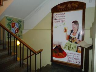 St. Barbara Hotel Tallinn - Baieri Kelder
