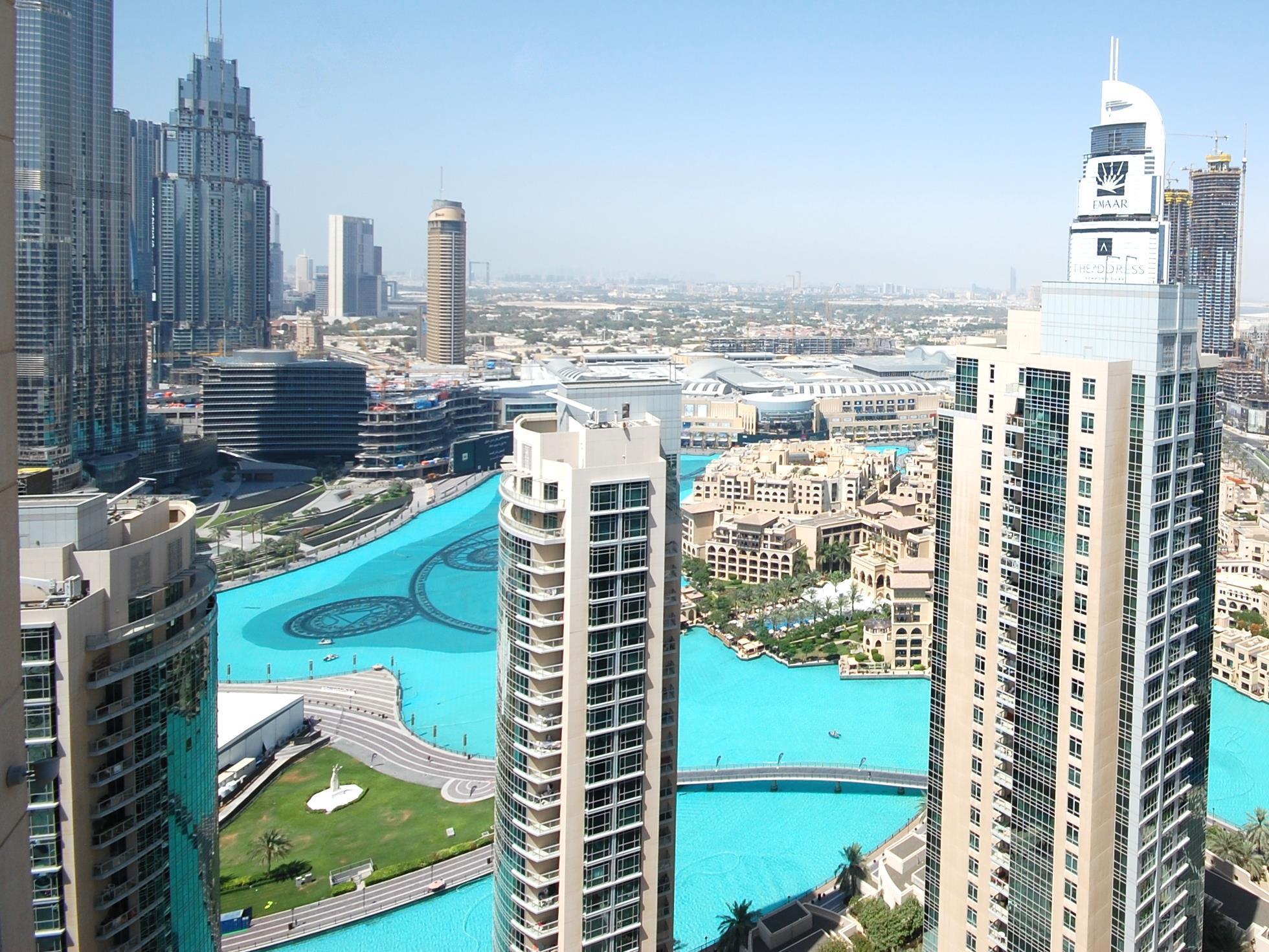 Kennedy Towers   29 Boulevard  Dubai