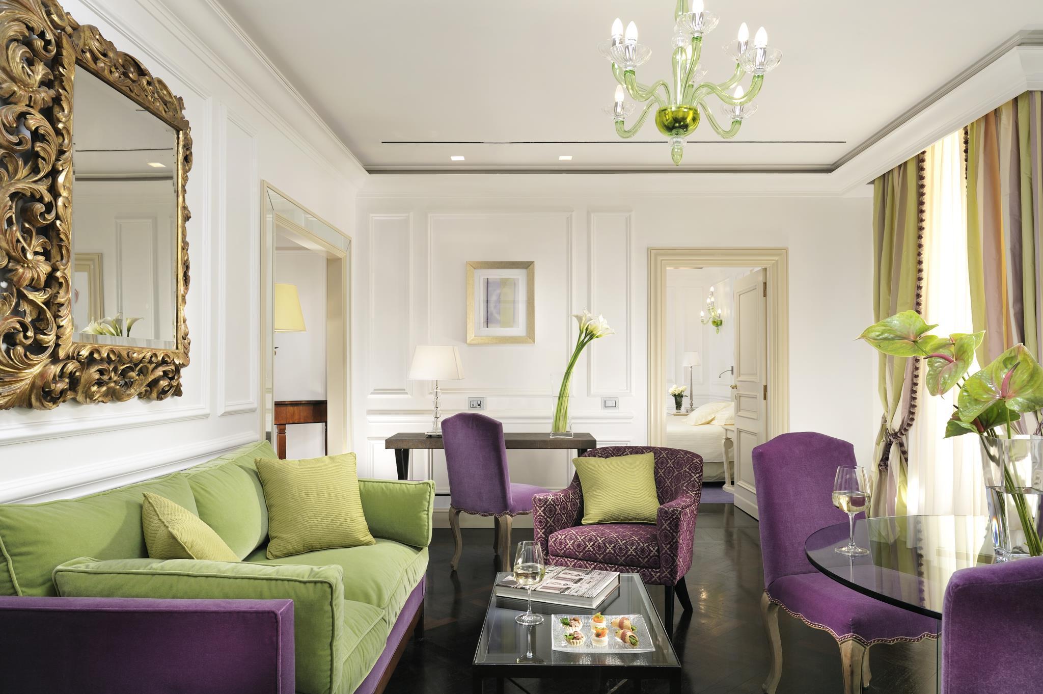 Hotel D�Inghilterra Roma � Starhotels Collezione