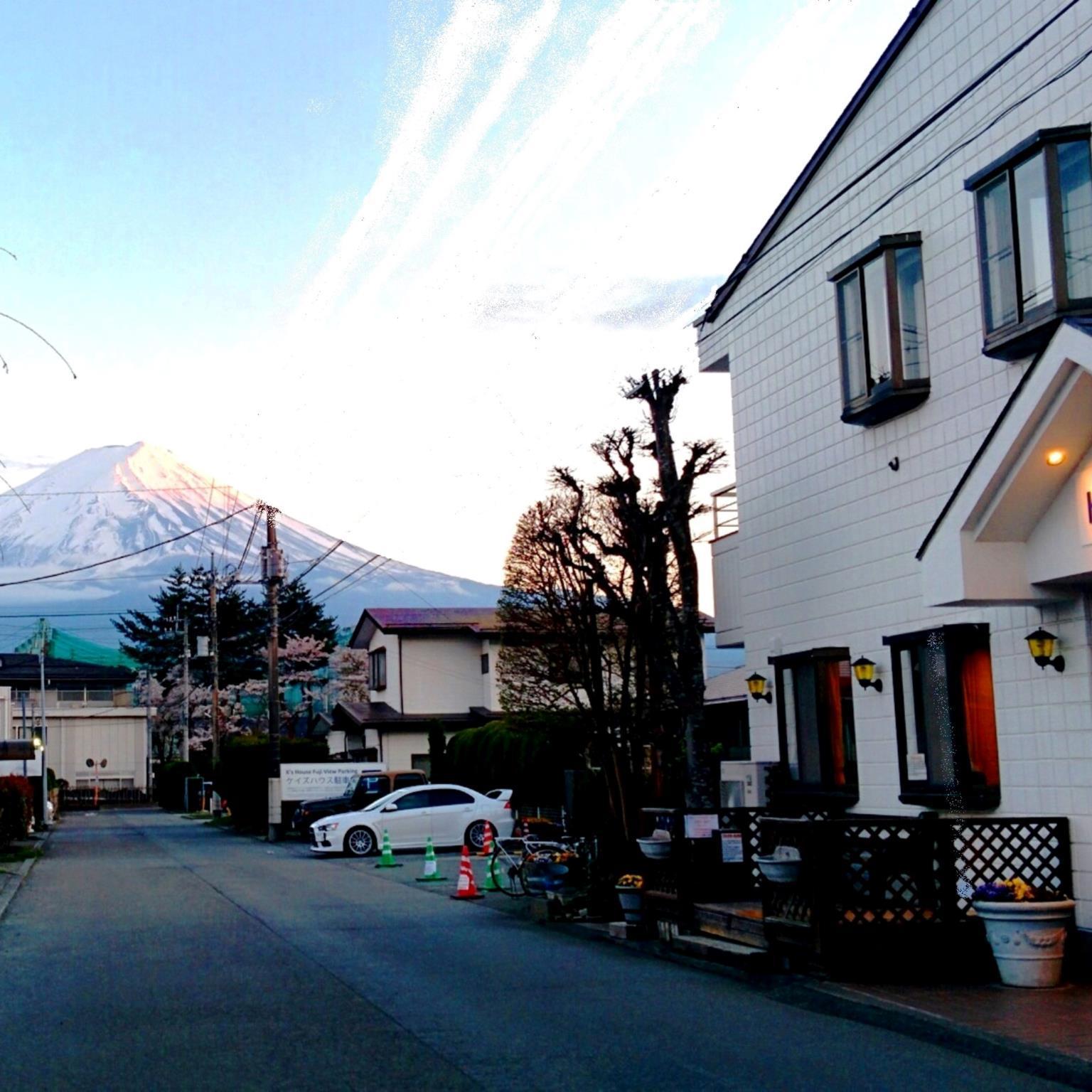 K's House Fuji View   Backpackers Hostel