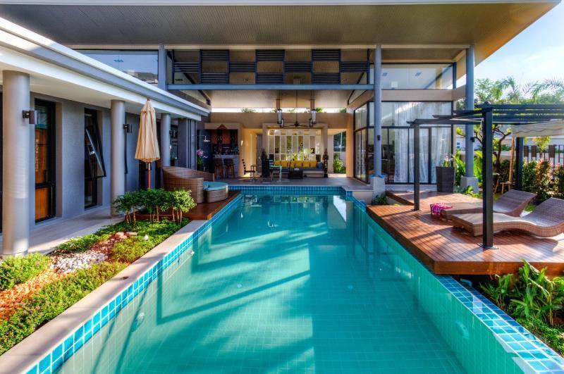 Cozy, Wonderful Family Villa with own Pool อิบิสคัส วิลลา บาย เจตตา