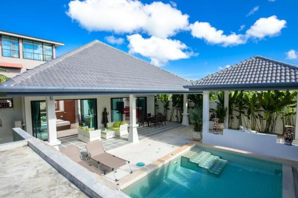 Sharlimar Villa by Jetta Phuket