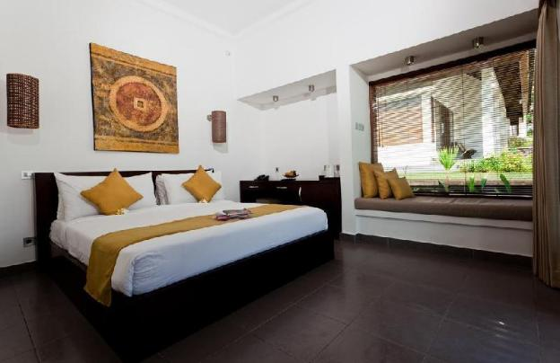 1BR Deluxe Room + Breakfast close to Ubud Center.