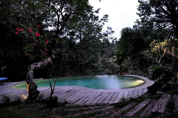 4BR Private Pool with Fresh River and Jungle View.