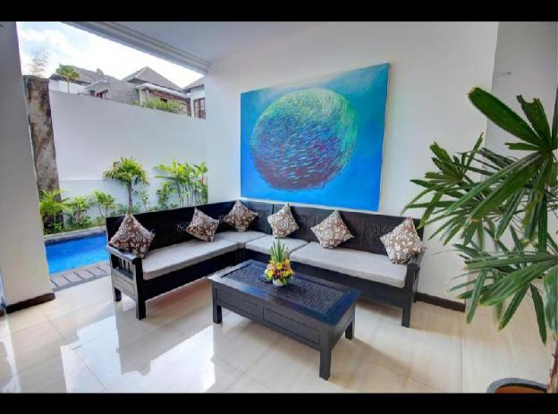 1 BR Private Pool Villa Close to City Center