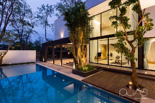 Vmoon Luxury Pool Villa Chiang Mai