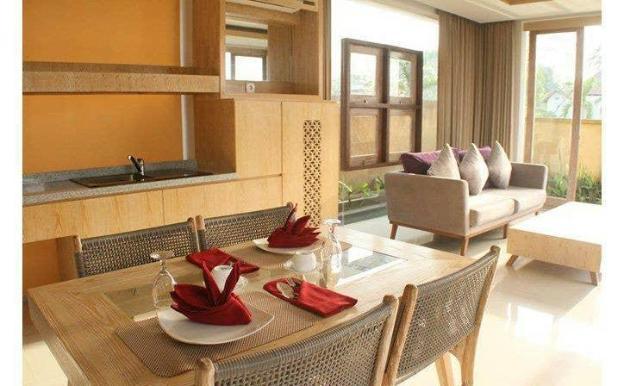 Villa 1BR in Ubud w/beautiful view