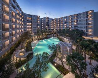 [ホアヒン市内中心地]アパートメント(35m2)| 1ベッドルーム/1バスルーム La Casita pool access huahin