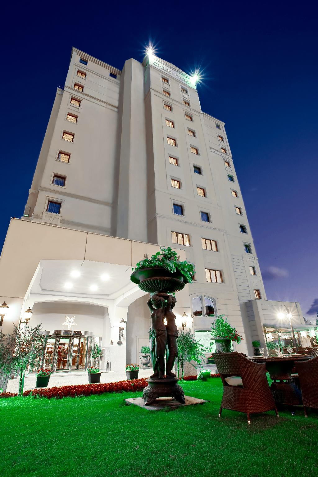 The Green Park Bostanci Hotel