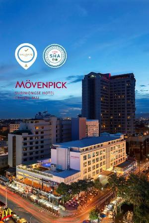 Movenpick Suriwongse Chiang Mai Chiang Mai