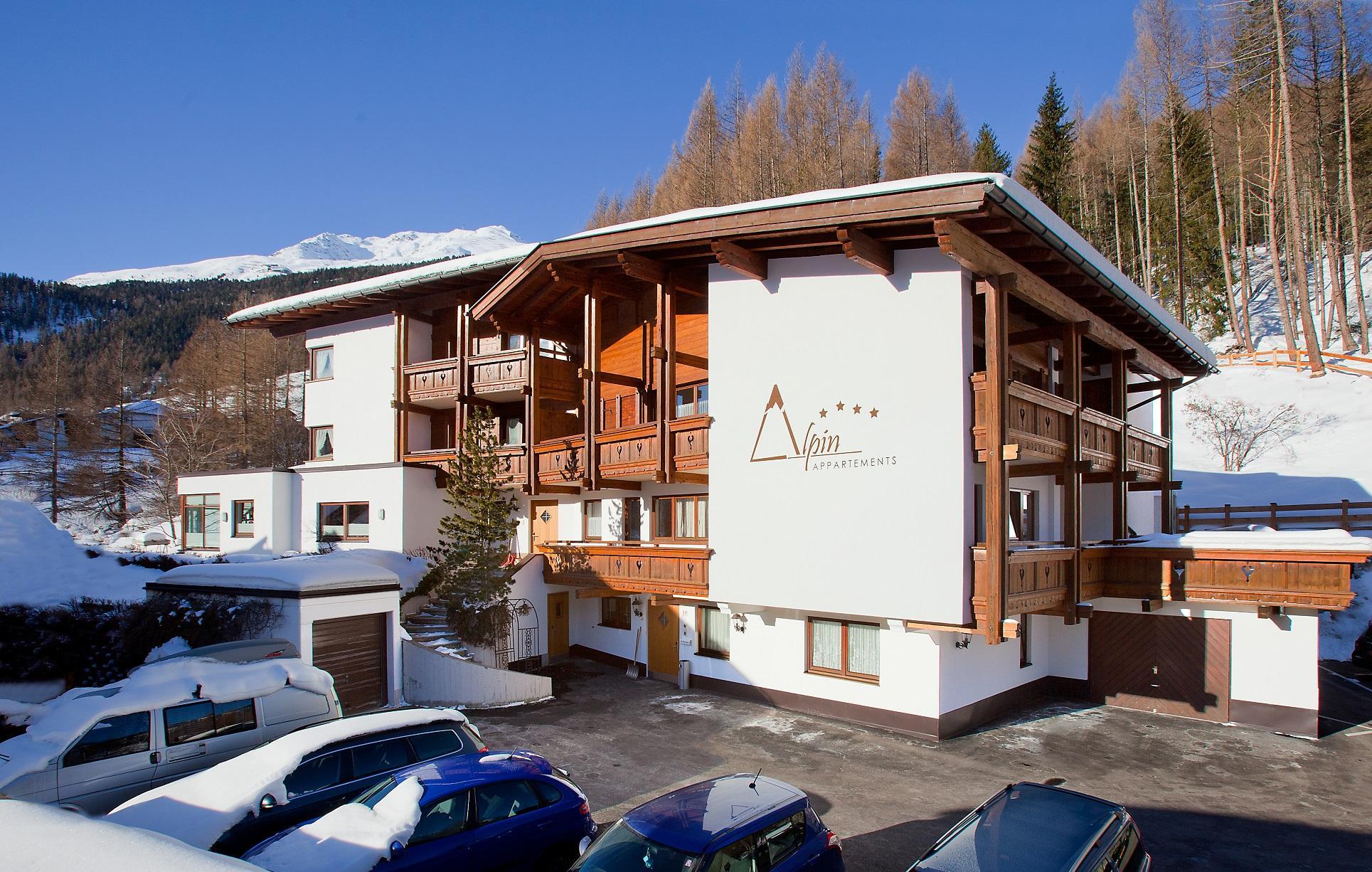 Apartement Alpin