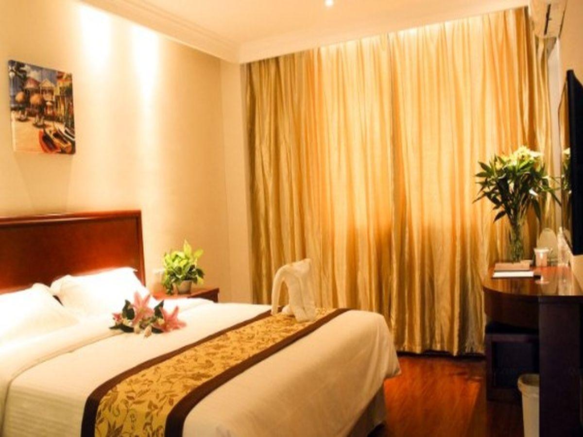 GreenTree Inn ShanDong Yantai Yantai University Business Hotel