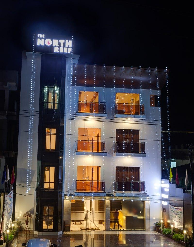 Hotel The North Reef Port Blair