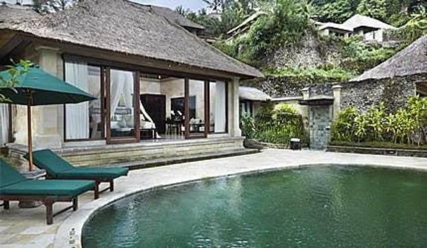 Bathub + 1BR Private Villa Ubud