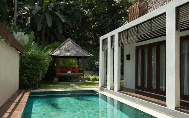 3BR Spa + Private Pool Ubud