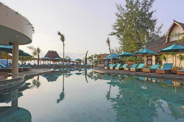2BR Sunset Pool Villas + Breakfast @Lombok Lombok